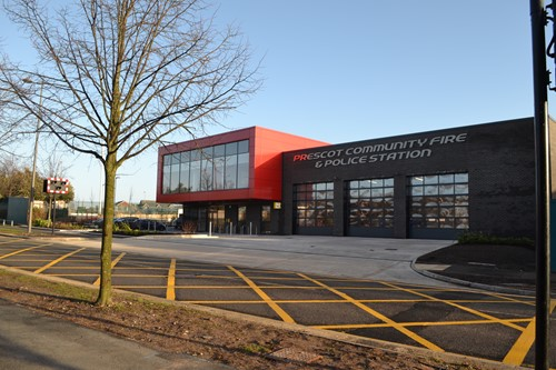 Prescot Community Fire Station