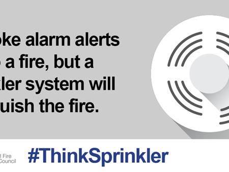 Smoke Alarms And Sprinklers