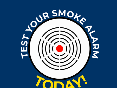 Test Your Smoke Alarm