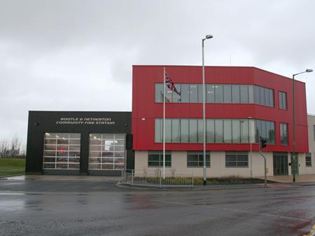 Bootle And Netherton Community Fire Station