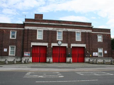 Aintree Fire Station