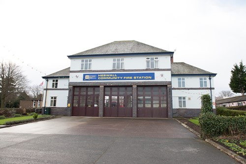Heswall Community Fire Station