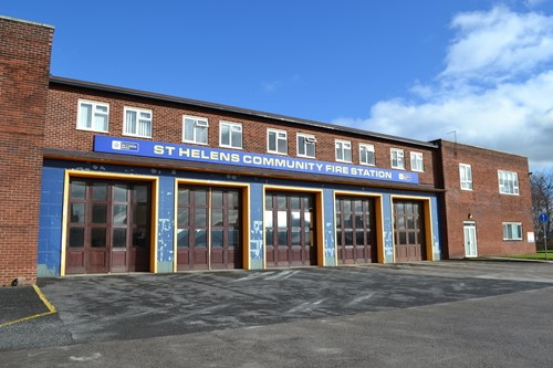 St Helens Community Fire Station